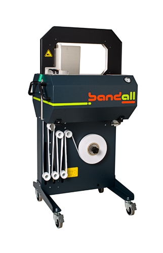 Our stand-alone banding machine