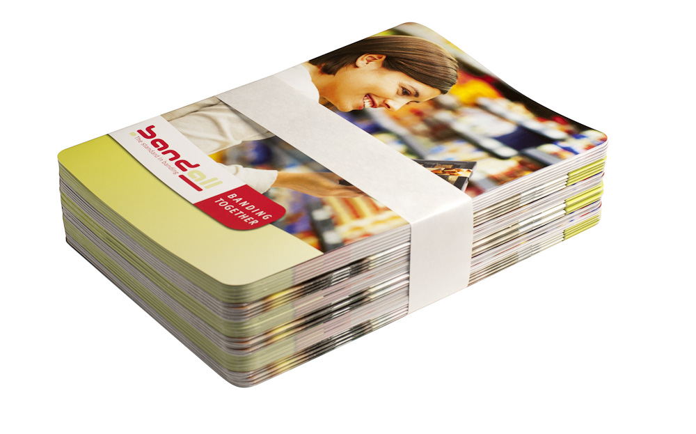 Banding applications in the graphics industry grow broader every year